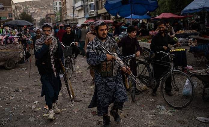 Talibanes agradecen ayuda por crisis