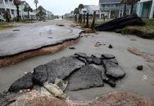Tormenta Nicholas arroja lluvias en Texas y Luisiana