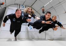 La primera misión espacial civil inicia sus investigaciones científicas
