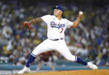 Julio Urías suma una victoria más con los Dodgers; se acerca a las 20