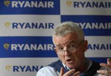 Ryanair anuncia planes para contratar a 5 mil personas