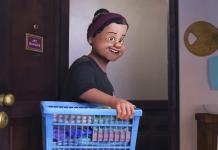 Abuela mexicana inspira corto de Pixar Nona