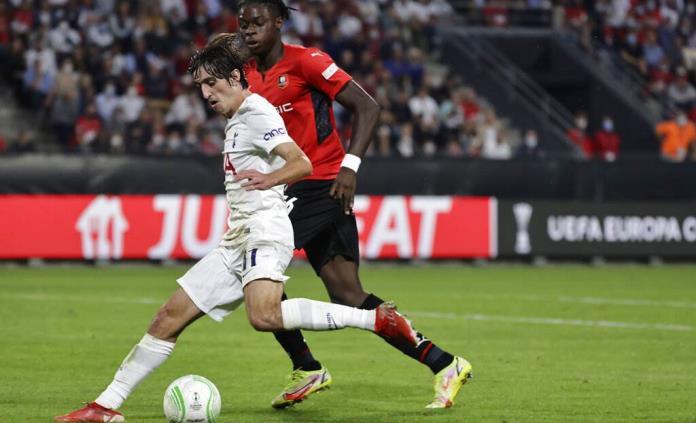 Tottenham empata con Rennes en el inicio de Liga Conferencia
