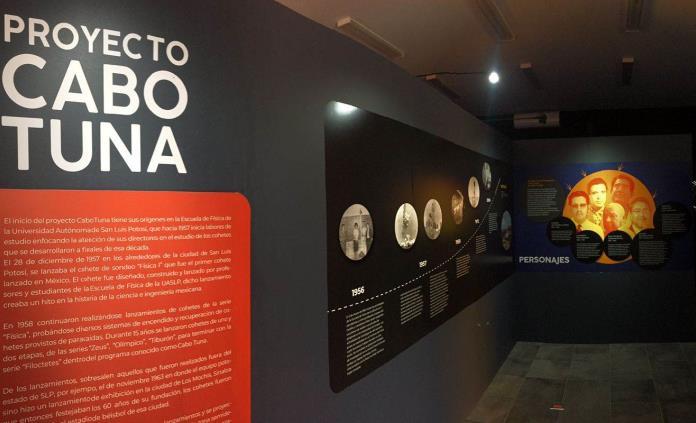"""El Museo Interactivo de Astronomía """"El Meteorito"""" abrió al público en general la sala temporal """"Cabo Tuna"""""""