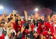 Toros de Tijuana se corona en Liga Mexicana de Beisbol