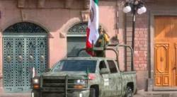 Con breve desfile motorizado, conmemoran en SLP el 211 aniversario del inicio de la Independencia de México (VIDEO)