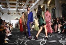 La moda británica vuelve a la pasarela sin reponerse del Brexit y la pandemia