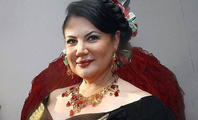 Cobraría muy bien de salir en serie de Luis Miguel: Alejandra Ávalos