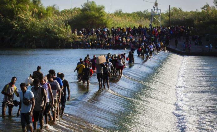 México afirma que no tiene inconvenientes en acoger a migrantes haitianos