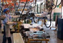 Crecen empleos en el sector manufacturero: Inegi
