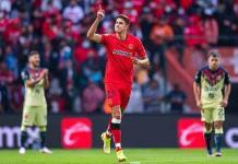 América pierde el invicto y por poco también el liderato ante Toluca: Pierde 3-1
