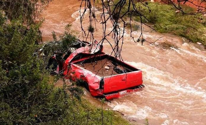 Hallan cuerpo de joven desaparecido en río Paisanos