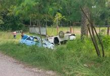 Muere recién nacido del accidente ocurrido en la carretera Valles-Tamazunchale
