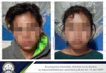 Caen dos mujeres por delitos contra la salud en Soledad
