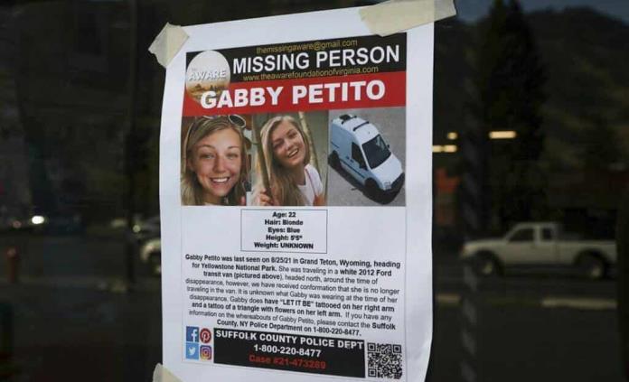 Policía allana casa tras desaparición de Gabby Petito