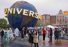 Se inaugura en Pekín el quinto parque de Universal Studios en el mundo
