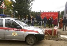 Seis muertos en un tiroteo en una universidad en Rusia