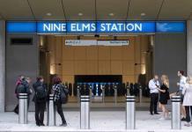 El Metro de Londres abre dos nuevas estaciones
