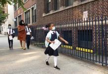 Nueva York aplicará pruebas COVID al azar a estudiantes