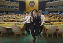 BTS participa en la Asamblea General de la ONU