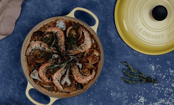 En el Día de la Paella, receta del chef Mikel Alonso