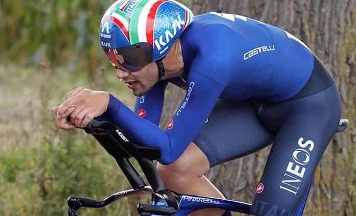 Filippo Ganna revalida título