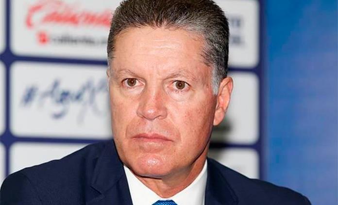 Ricardo Peláez descarta negociar con Almeyda; niega fracaso con Chivas