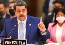 """México nos ha recibido como hijos, con amor, dice Maduro"