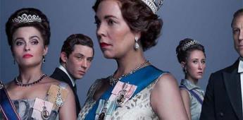 """The Crown"" triunfa"
