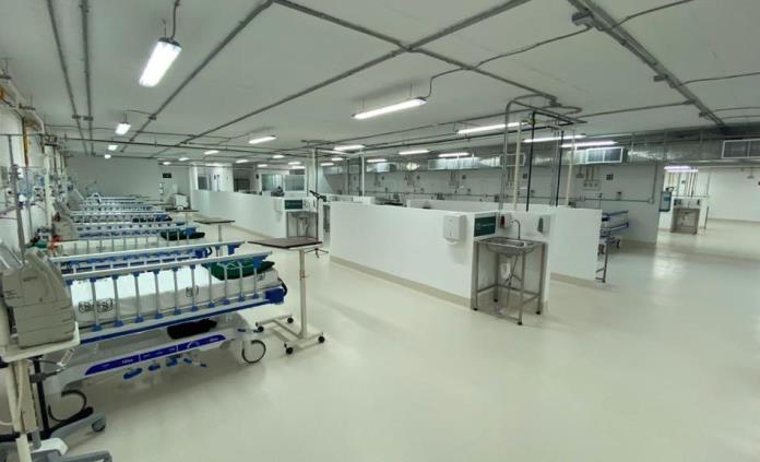 Reconocen a CEMEX en España, por sus innovadores hospitales móviles anti-COVID