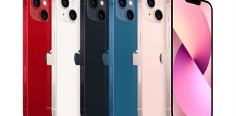 iPhone 13: una puesta al día del 12, con fotos más claras y batería duradera