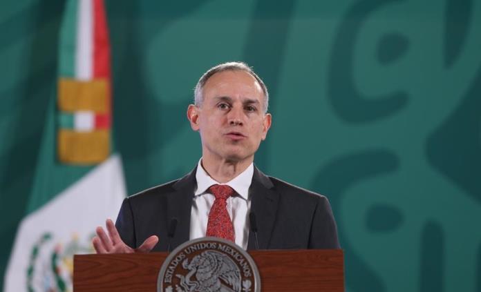 López-Gatell afirma que tercera ola de covid hila 8 semanas de reducción