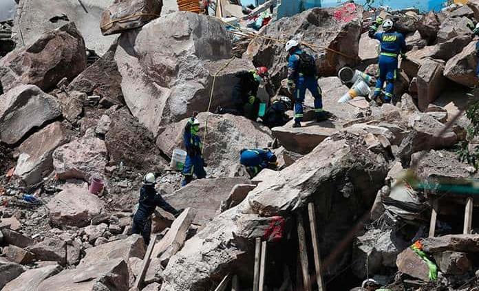 Sheinbaum destaca riesgo en la Gustavo A. Madero por Cerro del Chiquihuite