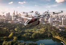 Embraer entregará hasta 100 automóviles voladores a la británica Bristow