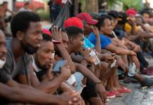 EEUU intentará expulsar a haitianos a países de Sudamérica si hay nueva ola