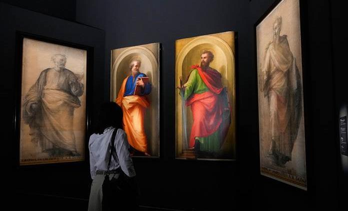 El cuadro de San Pedro suma una nueva obra de Rafael a los Museos Vaticanos