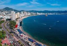 Turismo internacional en México sube un 105.7 % interanual en agosto