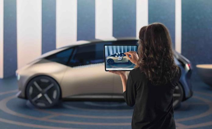 BMW i Vision Circular, el lujo tecnológico de lo reciclado