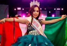 Pequeña de Yucatán es coronada Mini Universo 2021 en Colombia
