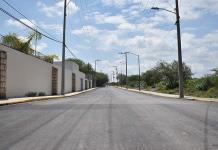 Concluye Ayuntamiento obras de pavimentación