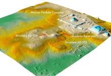 Descubren un barrio oculto en la antigua ciudad maya de Tikal