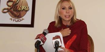 Juez frena prisión preventiva que le fue impuesta a Laura Bozzo