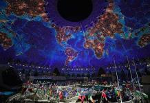 Dubái inaugura la Expo 2020 en una ceremonia extravagante