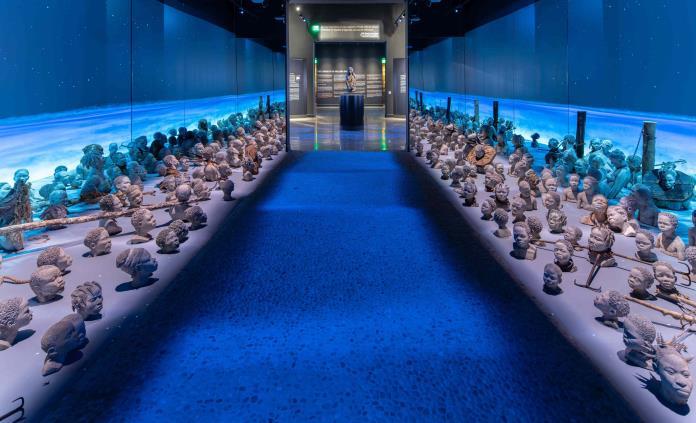 Ampliación de museo muestra legado de la esclavitud en EEUU