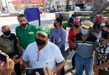 Roberto Rosas insiste en ser dueño del predio en Micos