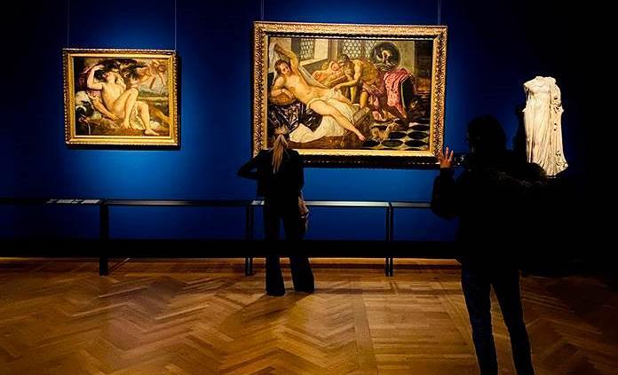 Del ideal platónico al erotismo carnal: la imagen de la mujer en Tiziano