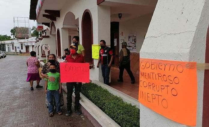 Gobierno municipal saliente nos dio atole con el dedo: FDVP