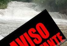 Actividades acuáticas suspendidas en Micos
