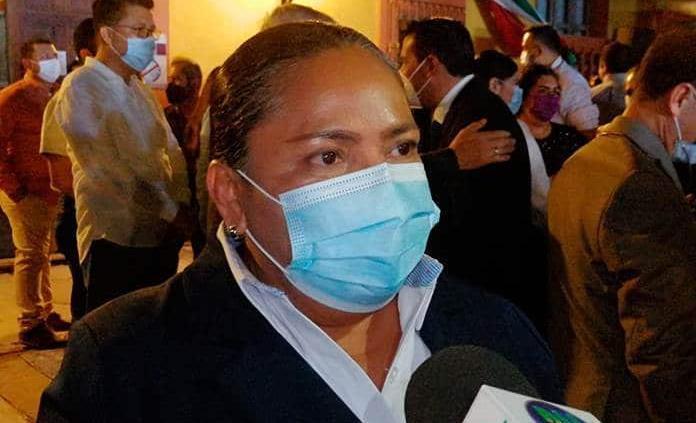 Irma Salazar, nueva directora de SPM de Cd. Fernández