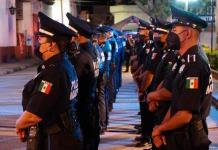 Realizan cambio de mandos en Rioverde